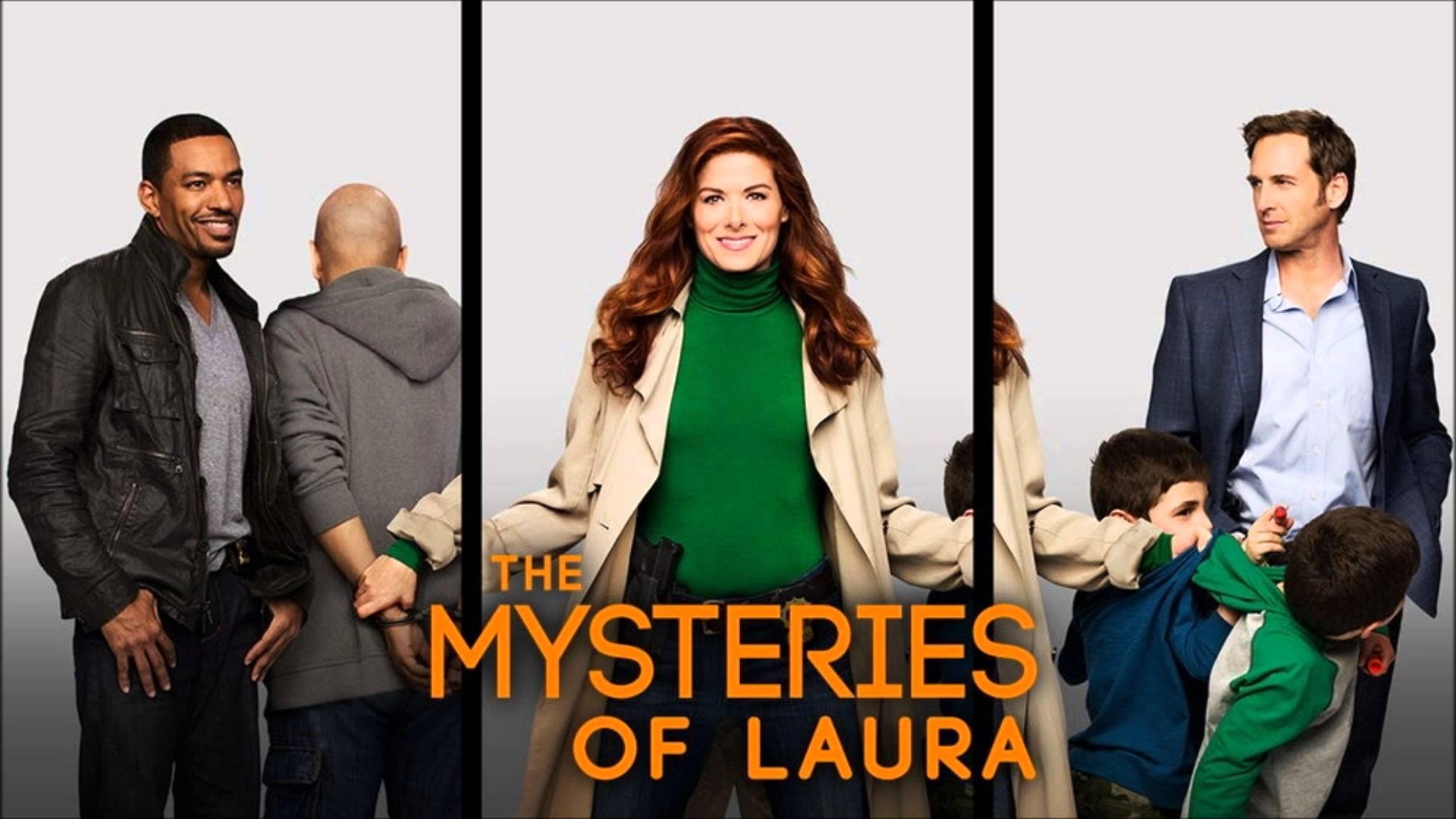 'The Mysteries of Laura' en exclusiva en COSMO
