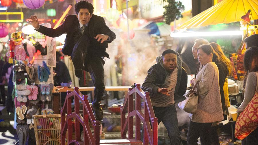'Rush Hour' es la nueva adaptación televisiva de «Hora Punta»
