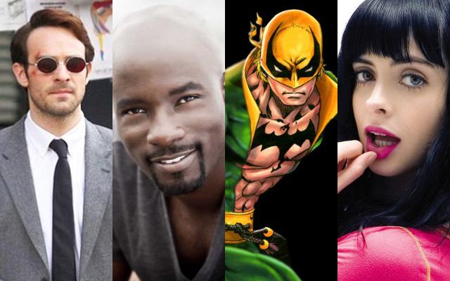 'Iron Fist' será la nueva serie de Marvel y Netflix