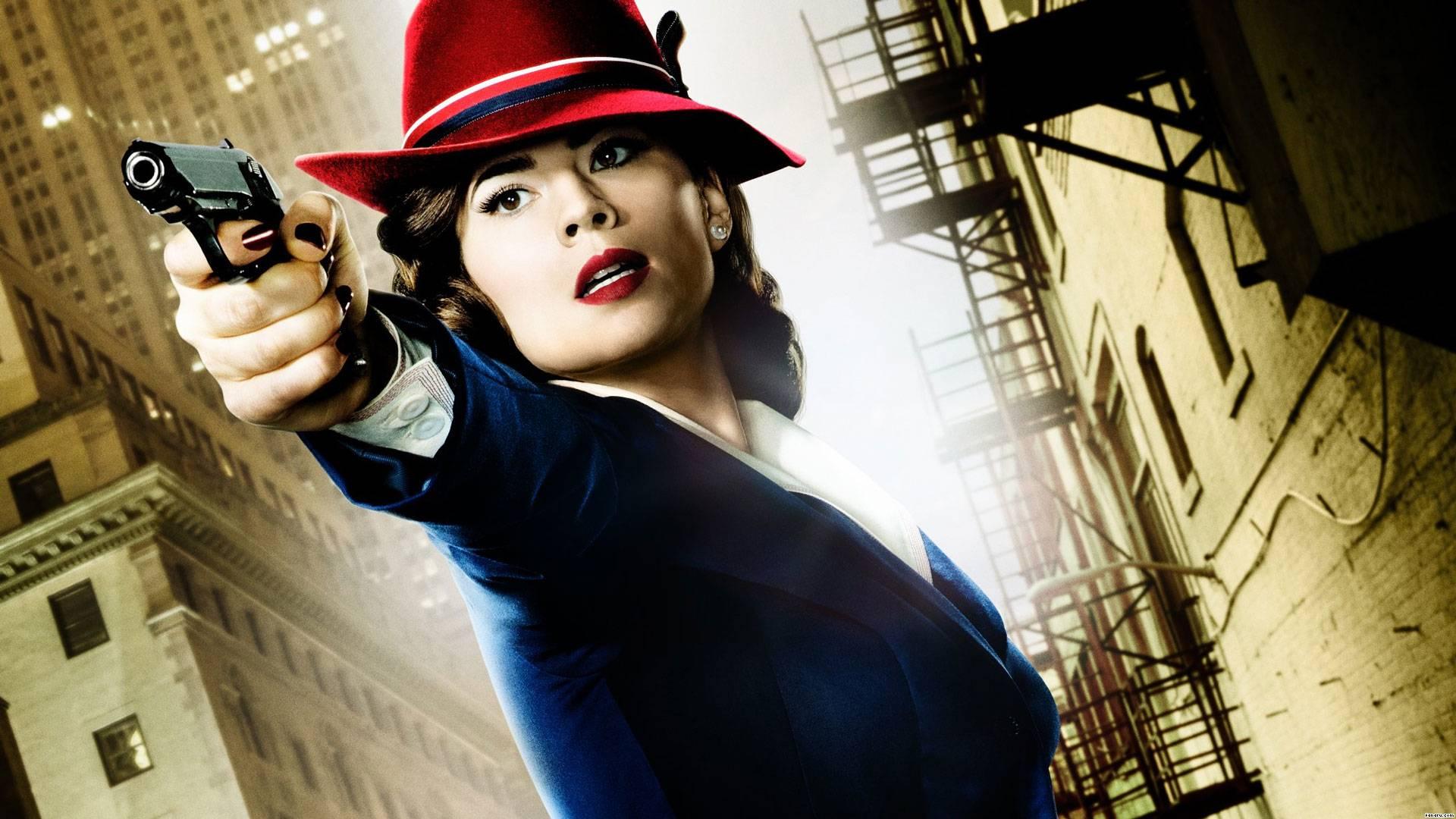 Nuevo vídeo promocional de 'Agent Carter'