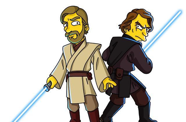 'Los Simpson' predijeron el estreno de «Star Wars»