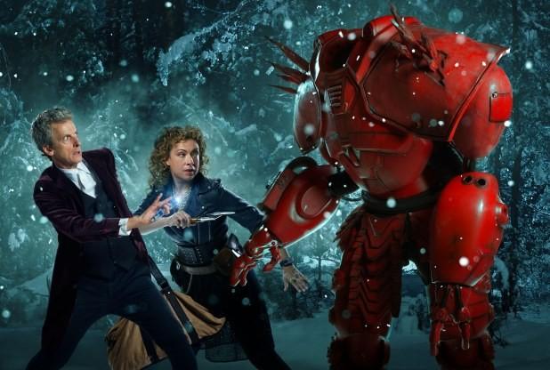 Imágenes y sinopsis del especial de Navidad de 'Doctor Who'