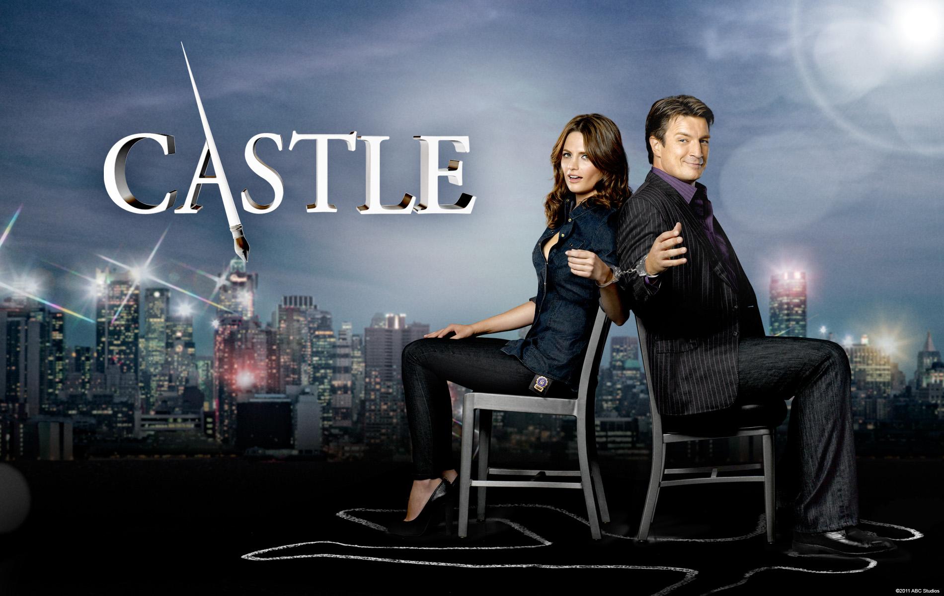ABC podría cancelar la serie 'Castle'