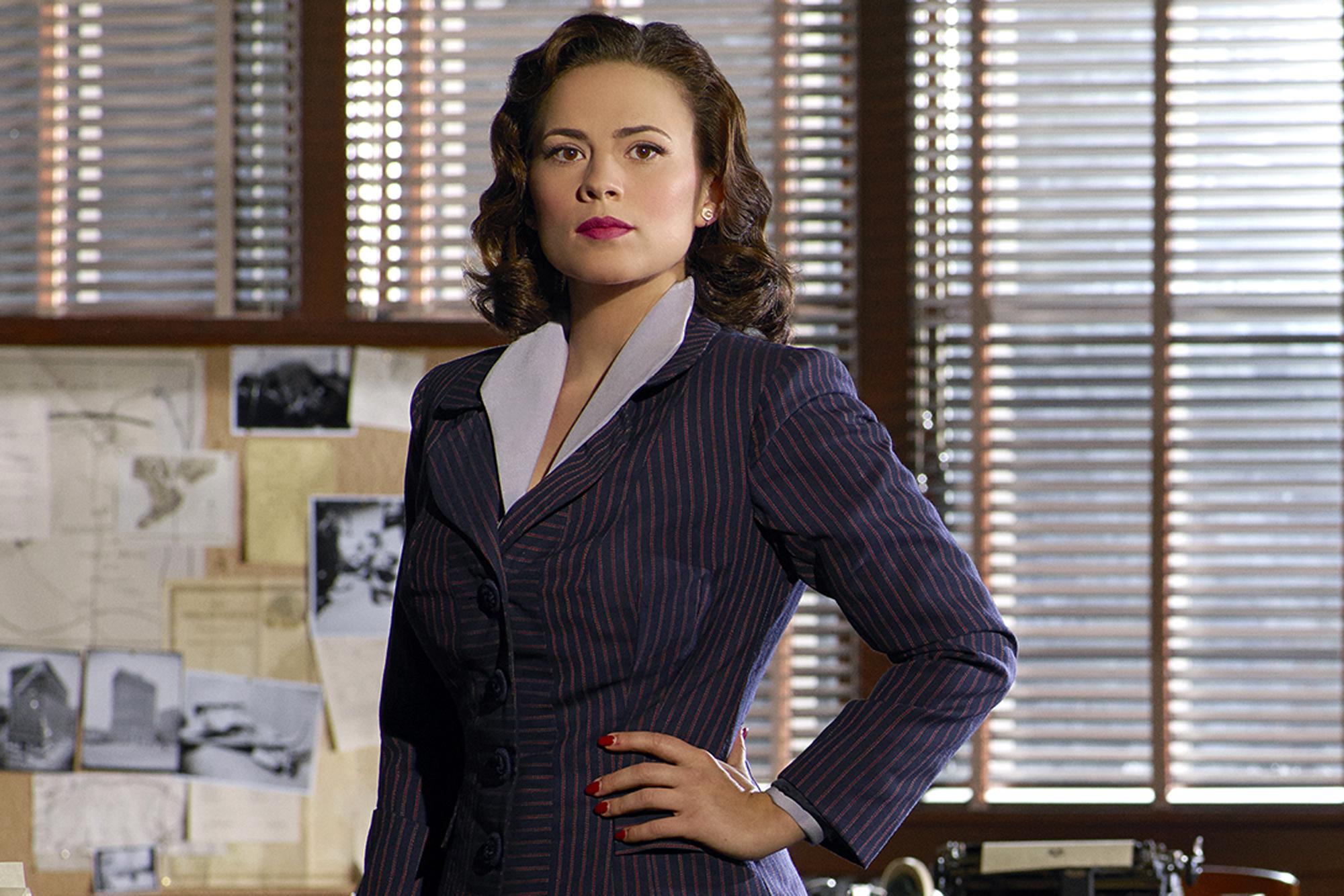 Avance y pósters de 'Marvel's Agent Carter'