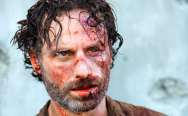 'The Walking Dead': Rick Grimes nos da pistas