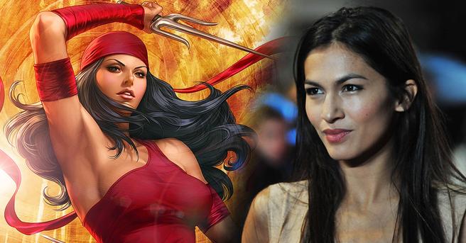 ¿Quién interpretará a Elektra? en 'Daredevil'