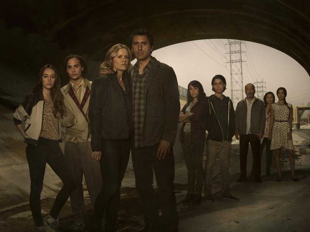 'Fear The Walking Dead' comienza rodaje de nuevo