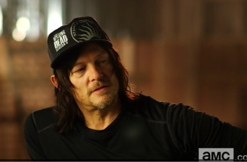 'The Walking Dead' nos felicita la Navidad con este vídeo
