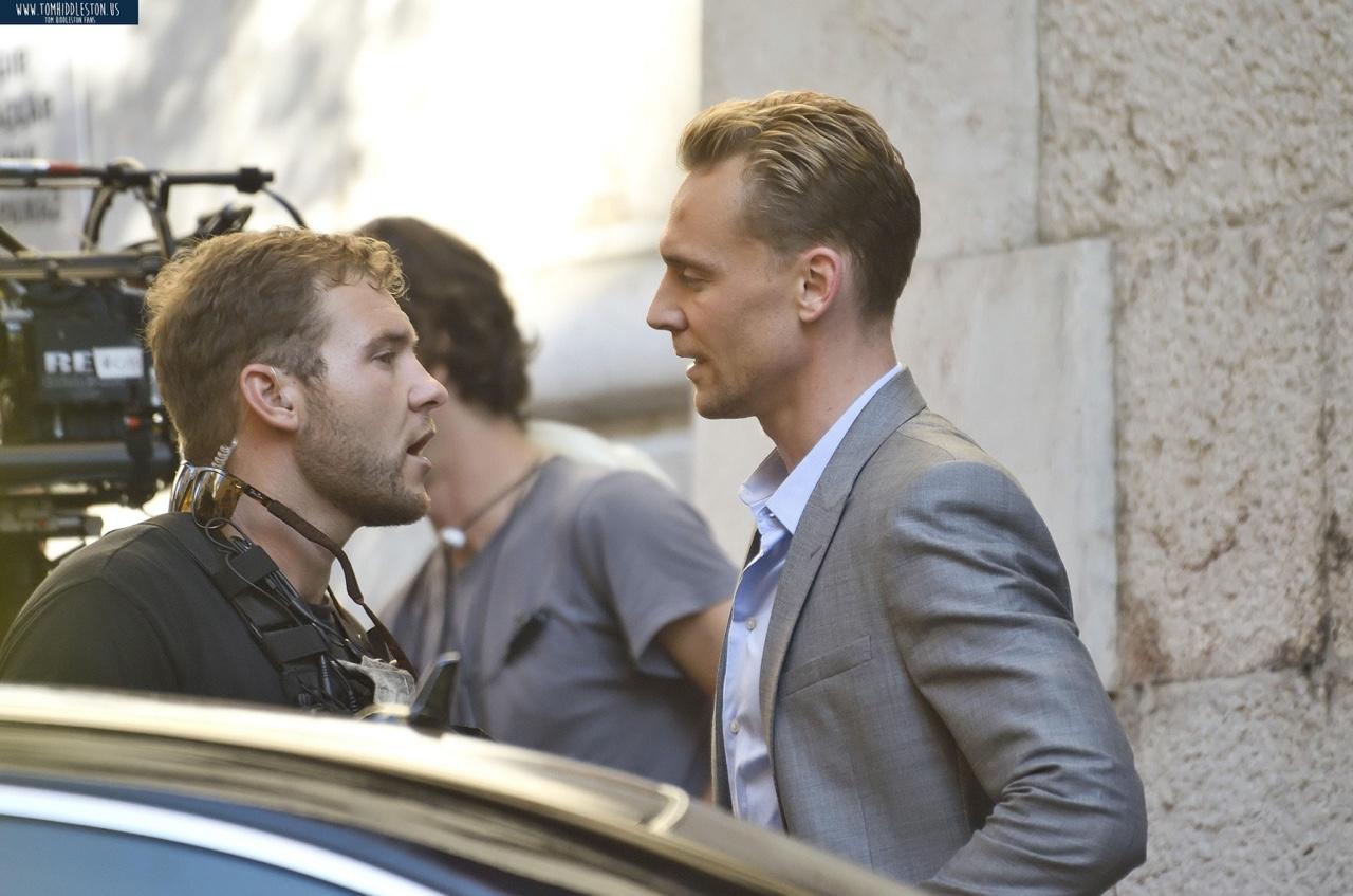 Primera imagen de Tom Hiddleston en 'The Night Manager'
