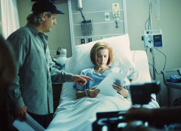 'The X Files': vídeo detrás de las cámaras