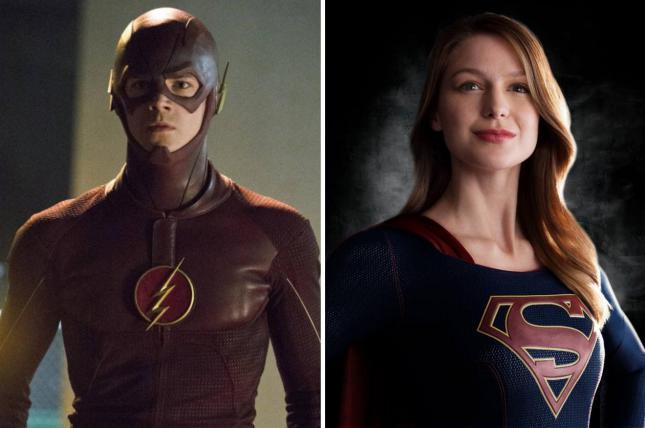 'Supergirl' y 'The Flash' no tendrán crossover, finalmente