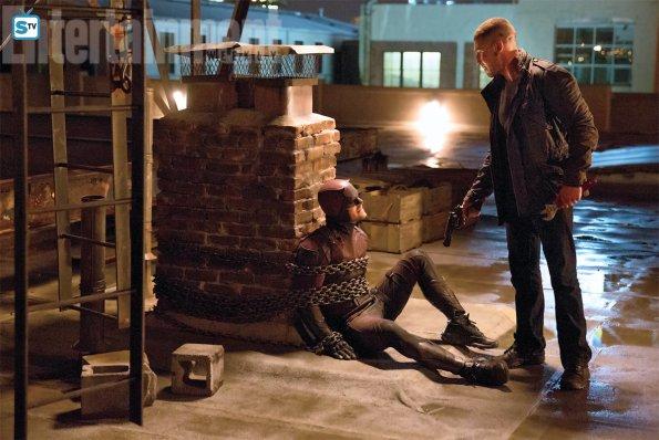 Primeras imágenes promocionales de la vuelta de 'Daredevil'