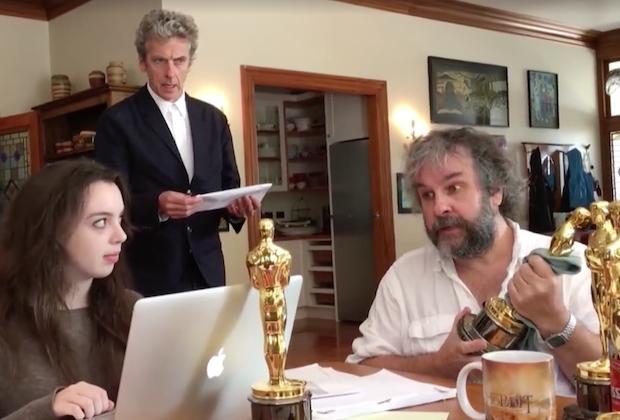 Peter Jackson podría dirigir 'Doctor Who'