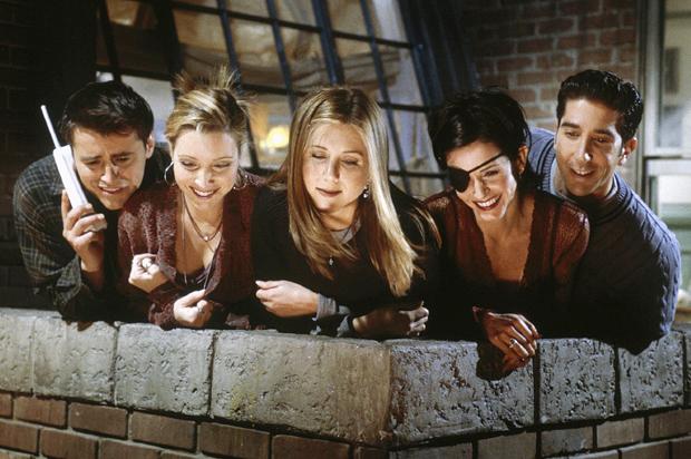 Ranking las 5 mejores temporadas de 'Friends'