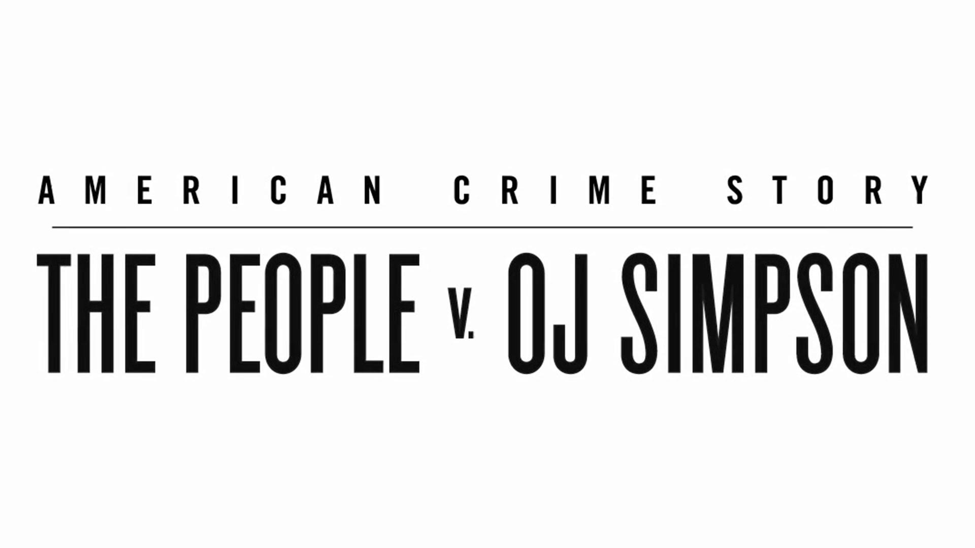 Tráiler de 'American Crime Story', la nueva antología de FX