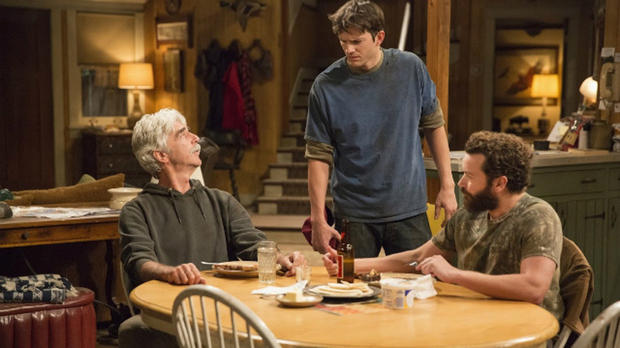 Ashton Kutcher será el protagonista de la comedia 'The Ranch'