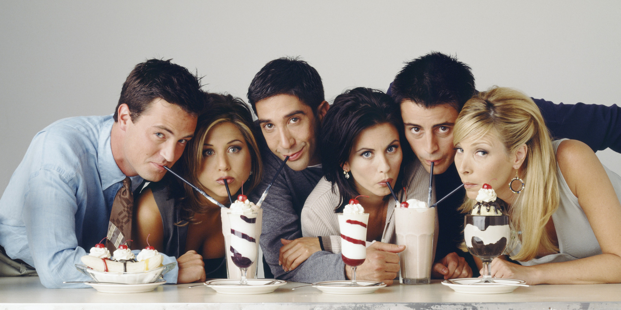 ¿Y si 'Friends' hubiese tenido otra intro?