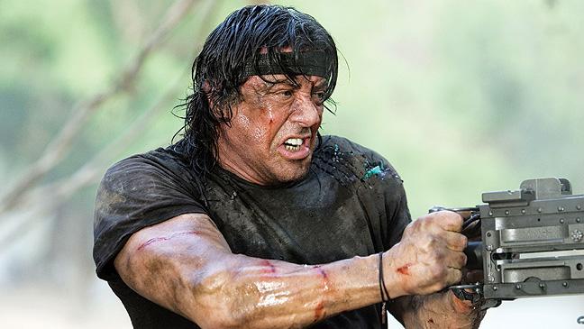Rambo tendrá su propia serie con 'Rambo: New Blood'