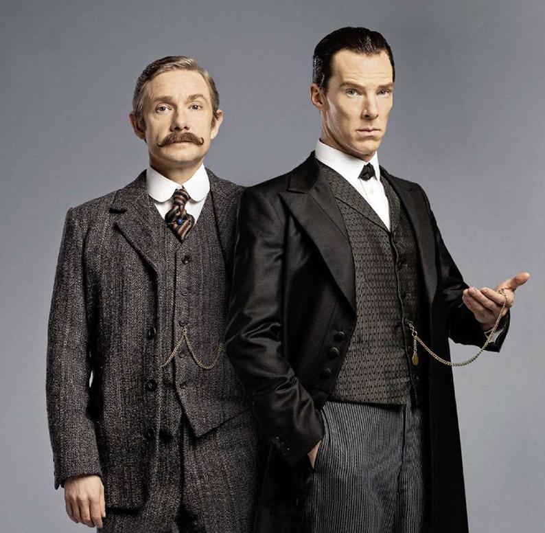 Tráiler en castellano del especial de Navidad de 'Sherlock'