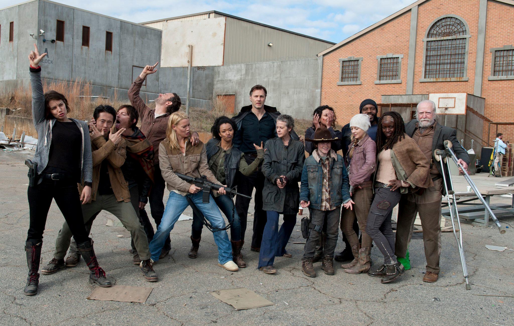 Los 5 mejores capítulos de 'The Walking Dead'