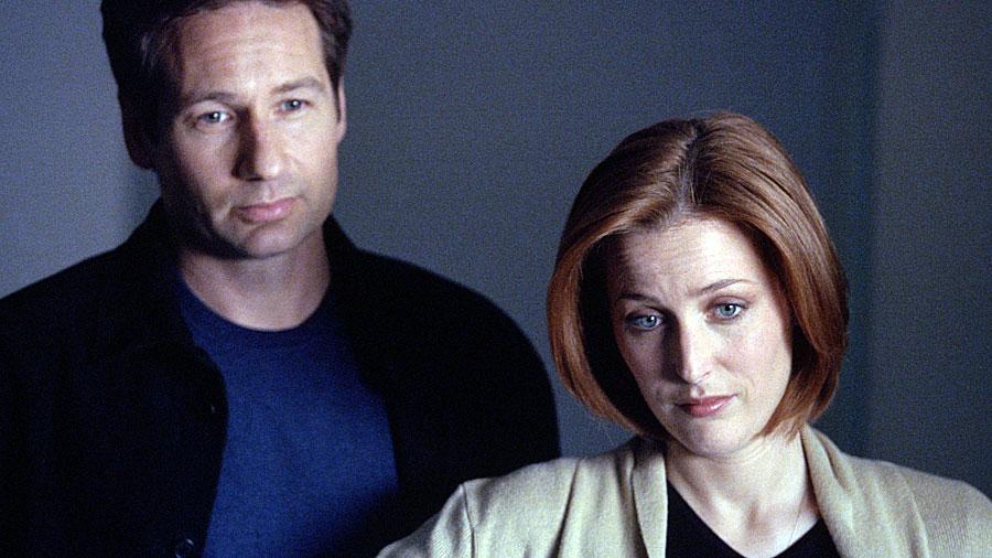 Vídeo promocional largo sobre 'The X Files'