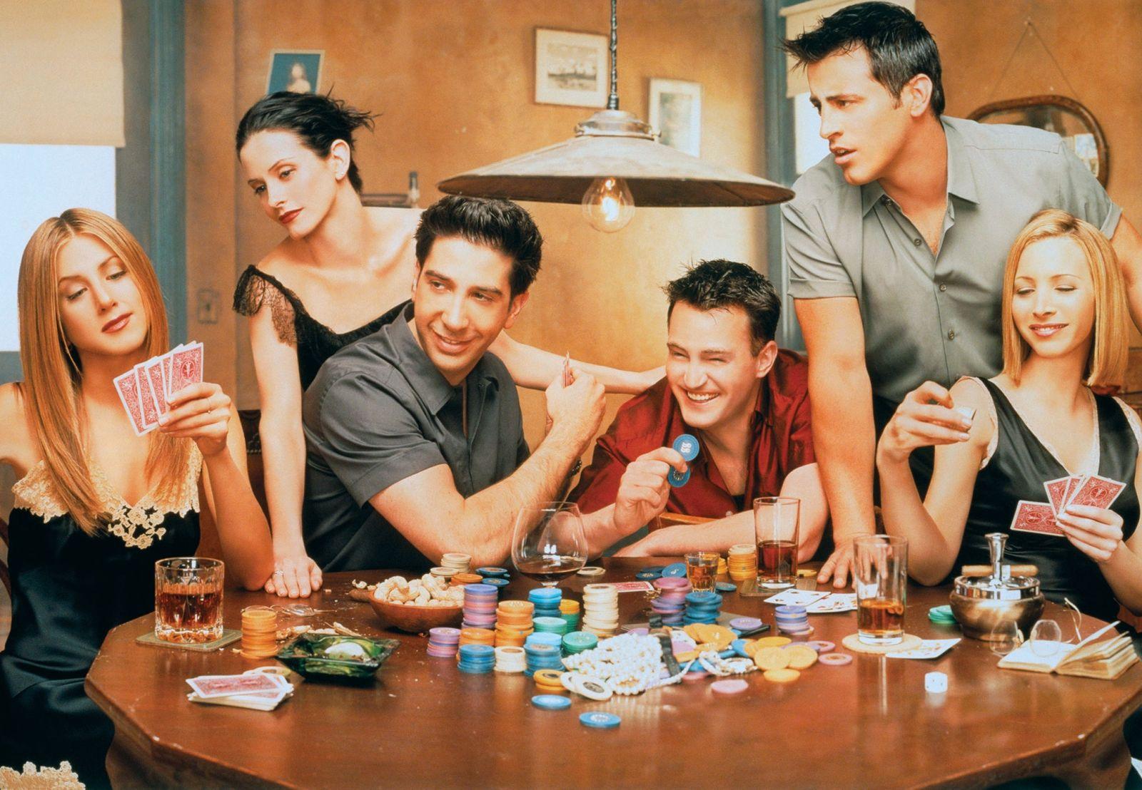 Volveremos a ver juntos a los protagonistas de 'Friends'