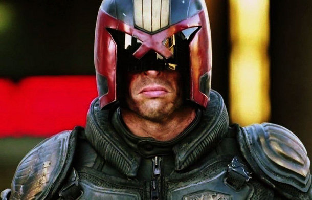 ¿Posible serie sobre «Dredd» en Netflix?