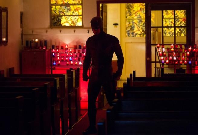 La 2ª temporada de 'Daredevil' dará el paso a 'The Defenders'