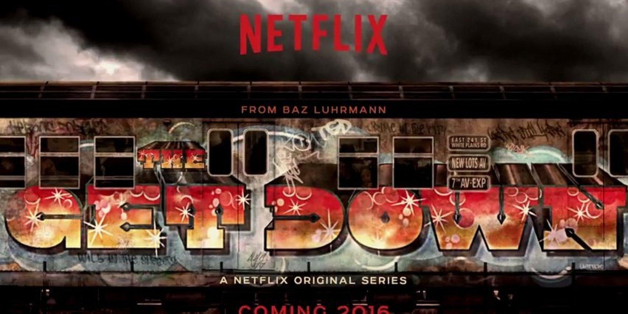 'The Get Down', el nuevo drama musical de Netflix