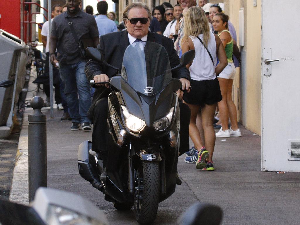 'Marseill' será la nueva serie de Gérard Depardieu