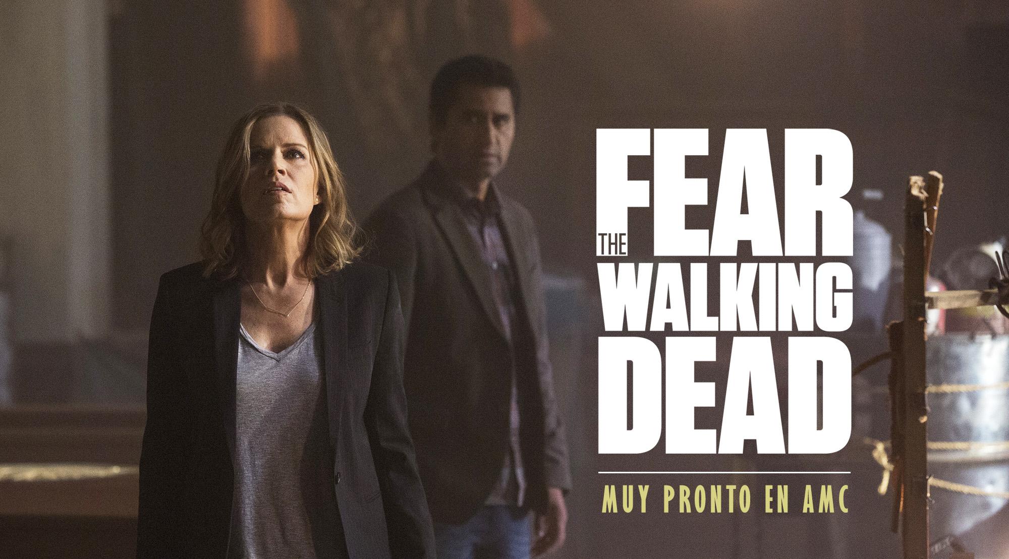 'Fear the Walking Dead': fechas de su segunda temporada