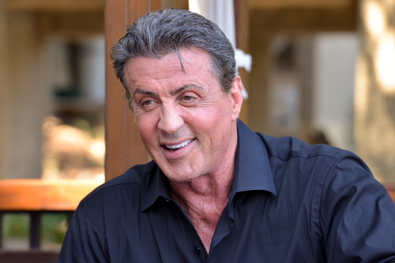 Sylvester Stallone habla sobre la nueva serie de Rambo