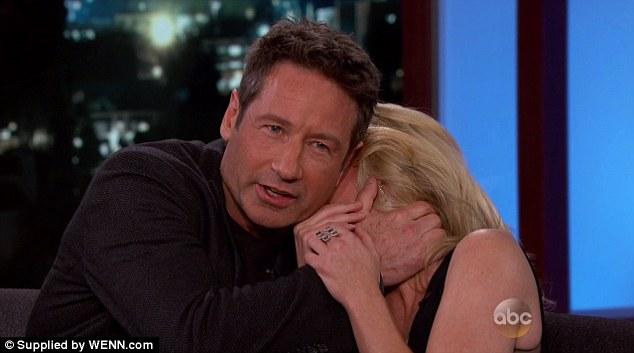 Tensión sexual entre Mulder y Scully en 'The X Files'