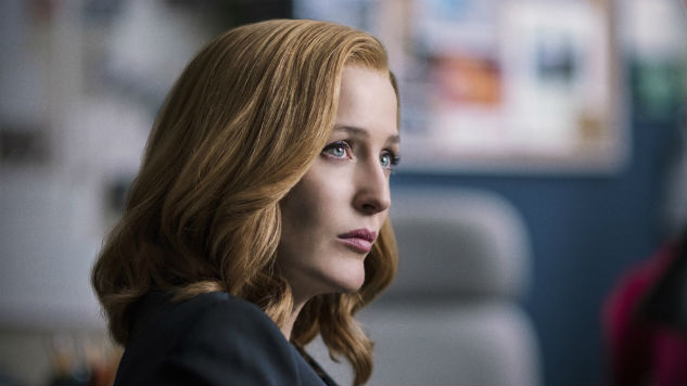 ¿Se explicará la inmortalidad de Scully en 'The X-Files'?