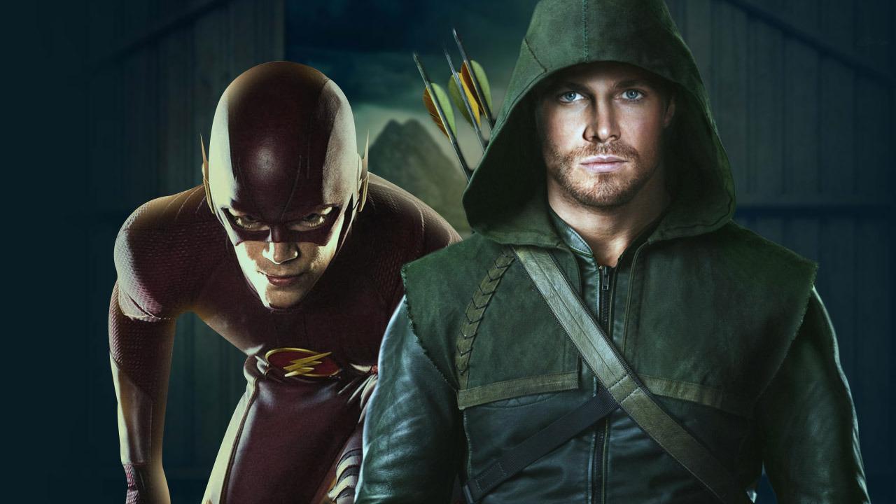 Rumor sobre un nuevo crossover entre 'The Flash' y 'Arrow'