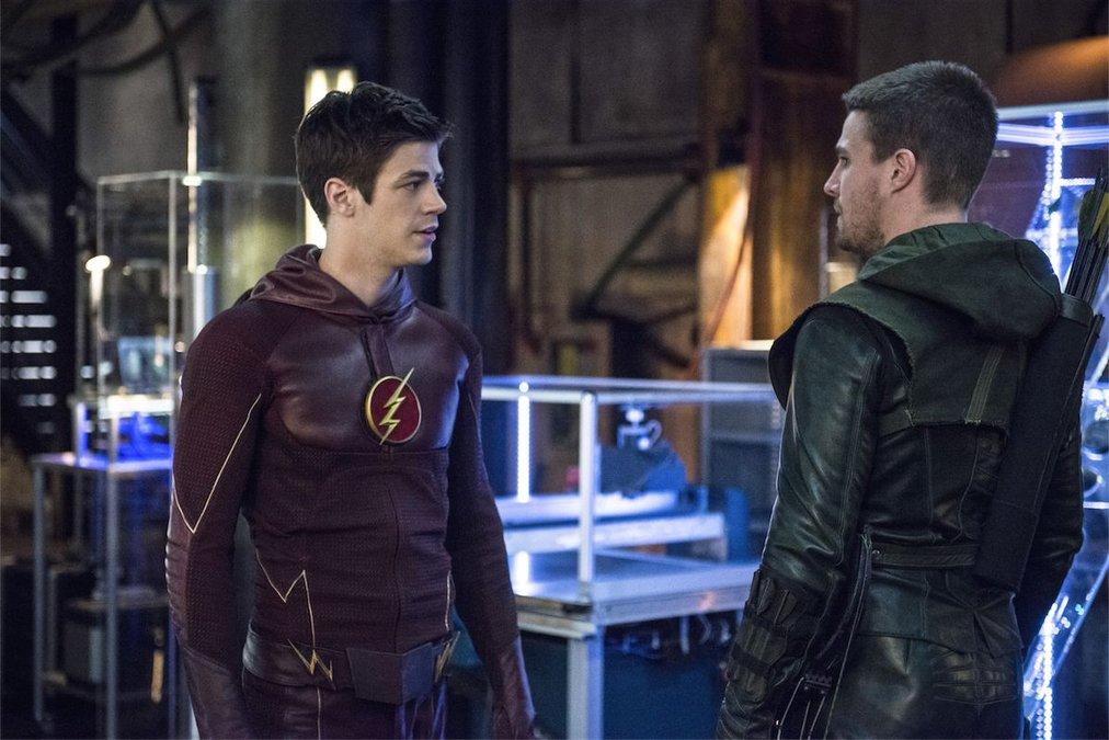 Información sobre un posible spinoff de 'Arrow' y 'The Flash'
