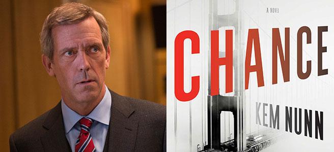 'Chance' será la nueva serie de Hugh Laurie