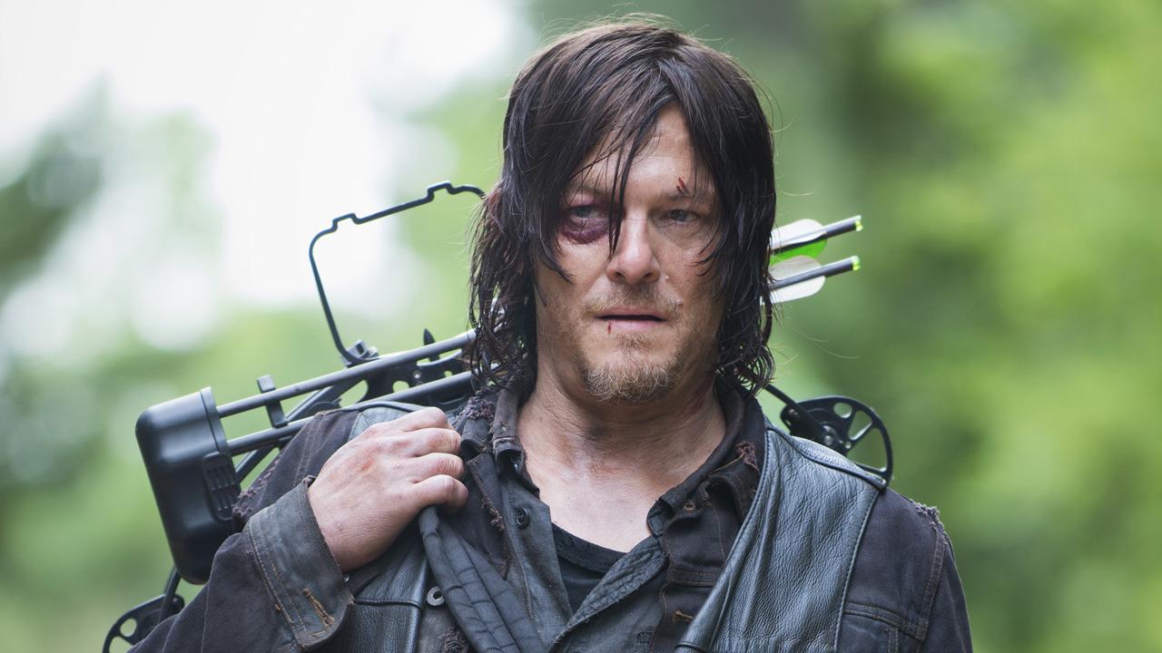 Daryl será más aterrador en el regreso de 'The Walking Dead'