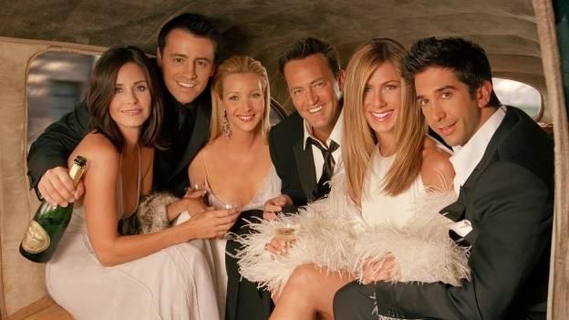 Nuevos detalles sobre el reencuentro de 'Friends'