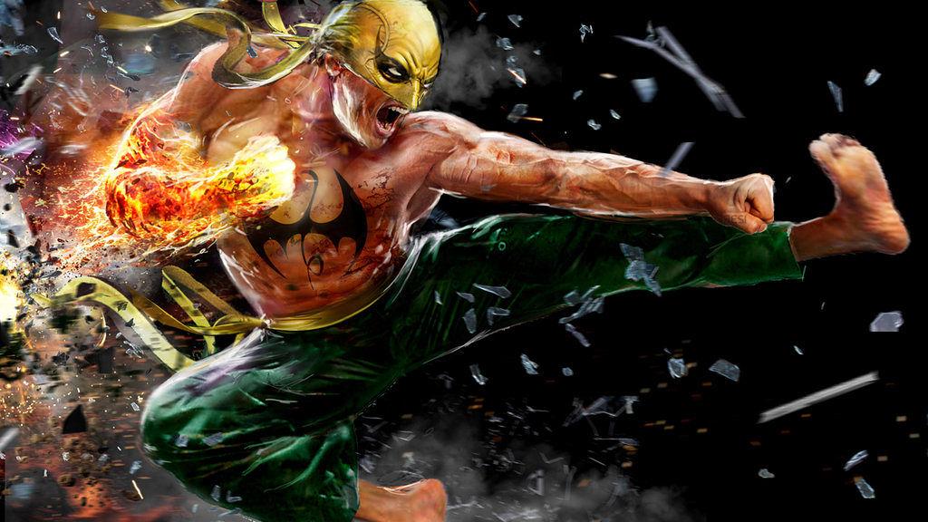 Netflix confirma la nueva serie de Marvel 'Iron Fist'