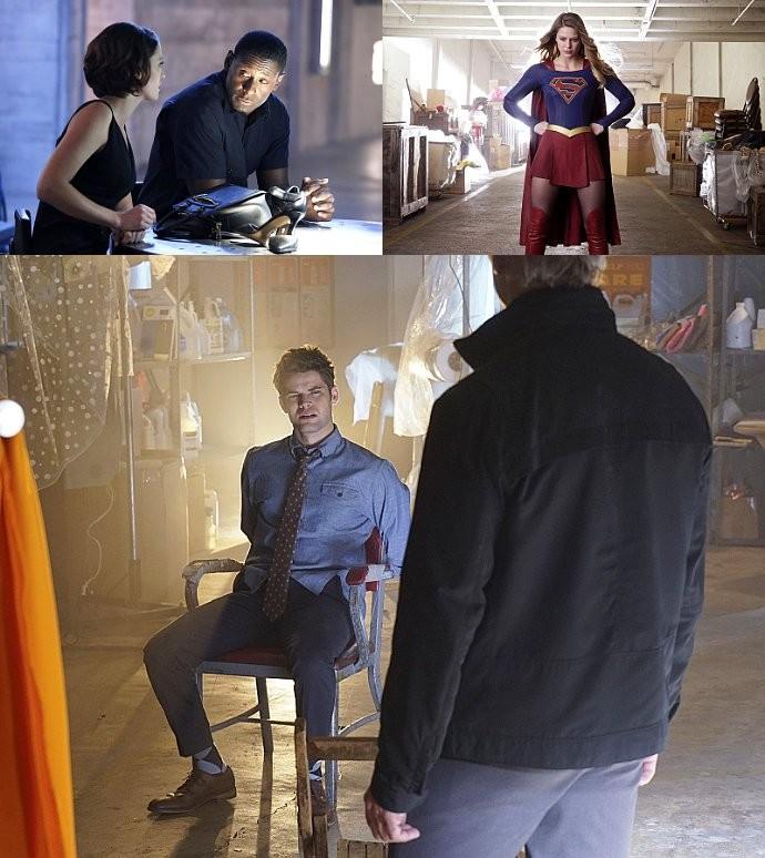 'Supergirl' desvela las primeras fotos del villano Toyman