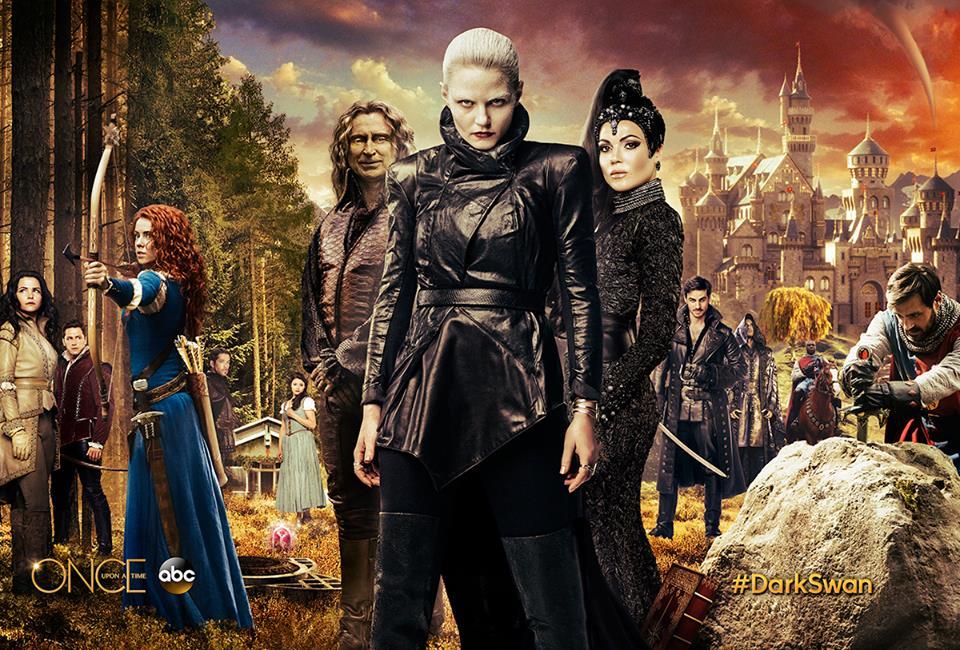 'Once Upon a Time' tiene un largo y brillante futuro según ABC