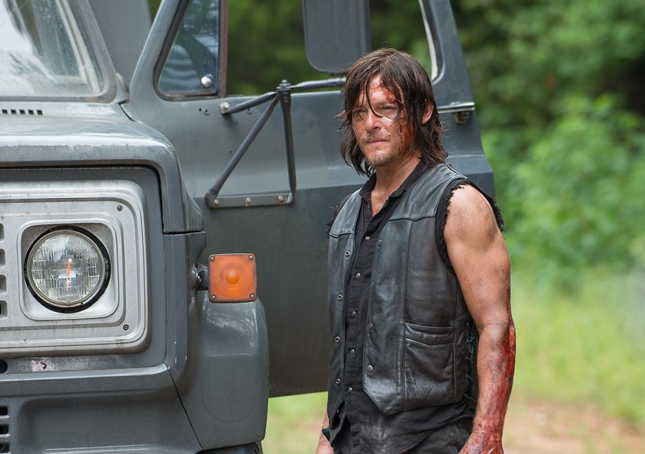 Teorías sobre Daryl en la vuelta de 'The Walking Dead'