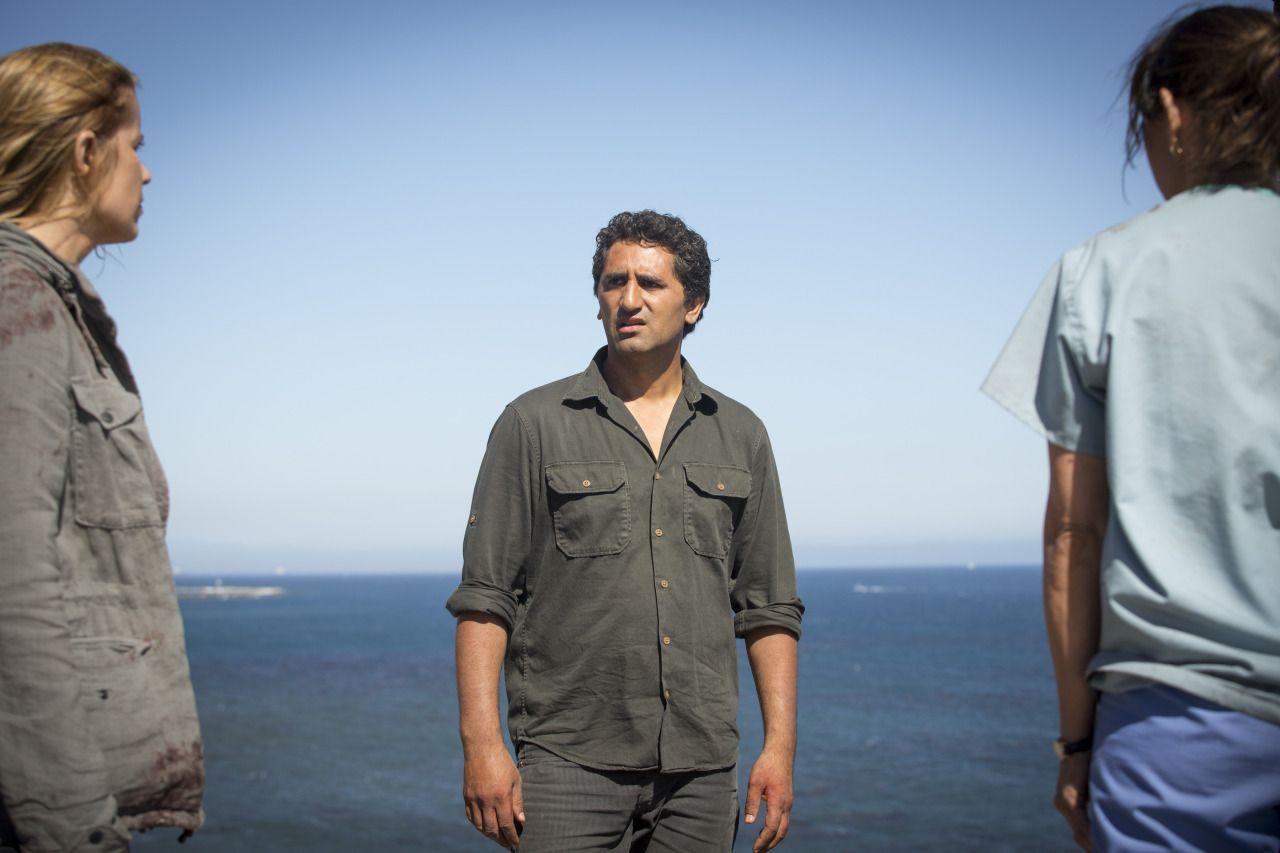 El mar cobrará importancia en 'Fear The Walking Dead'