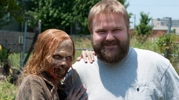Robert Kirkman quiere más muertes en 'The Walking Dead'