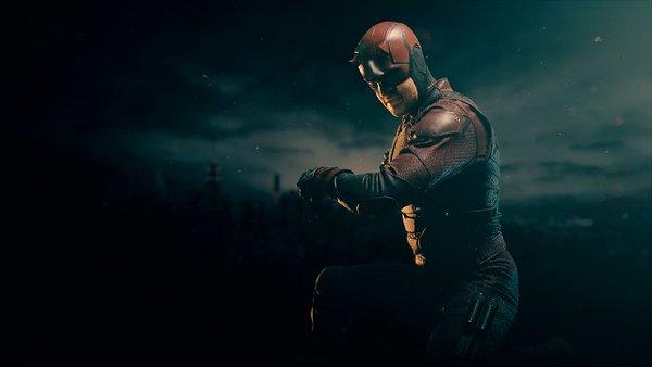 Nuevas imágenes de la 2º temporada de 'Daredevil'