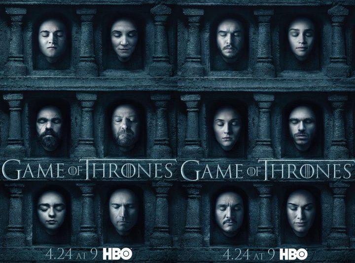 Nuevos pósters oficiales de 'Juego de Tronos'