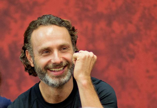 'The Walking Dead': Andrew Lincoln da nuevos detalles