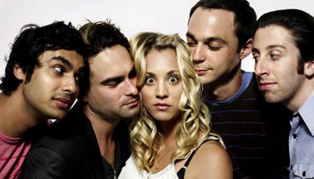 El día de 'The Big Bang Theory' en Pasadena: 25 de febrero