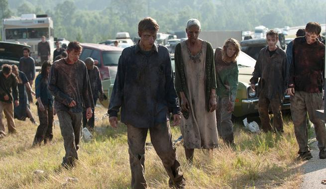 En 'The Walking Dead' batirán records de muertes